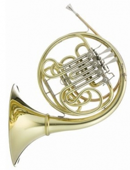 H. Hoyer - Double French Horn Mod. G10A-L