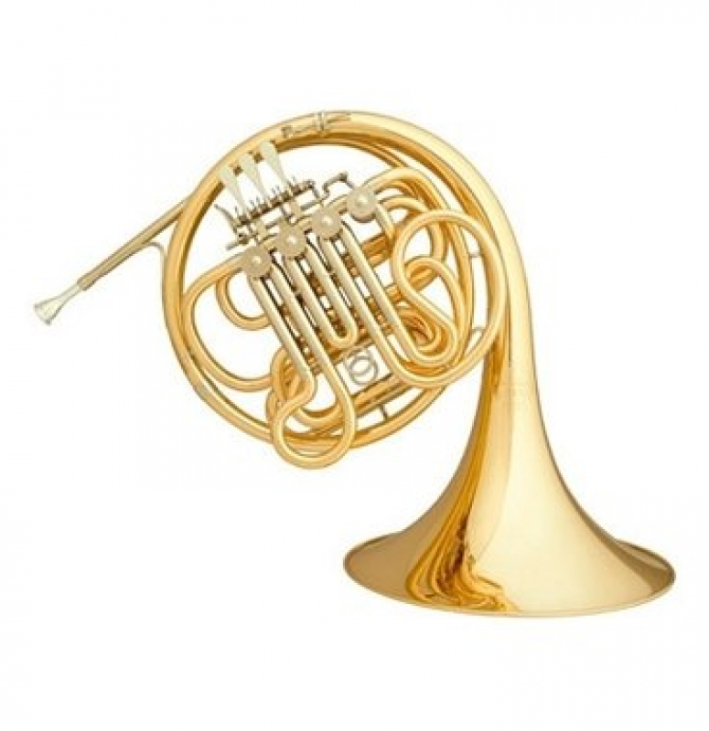 H. Hoyer - F/Bb-Double Horn Mod. 801