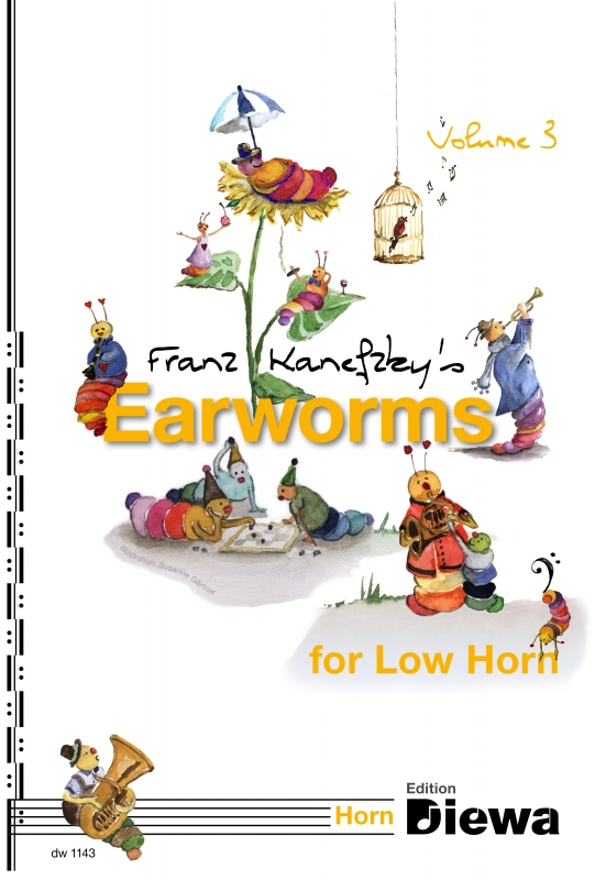 Franz Kanefzky's Earworms - Volume 3